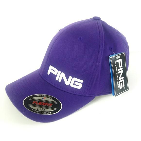 c31a878f PING FlexFit Hat with sensor cool L/XL 7 1/4-7 5/8 NWT